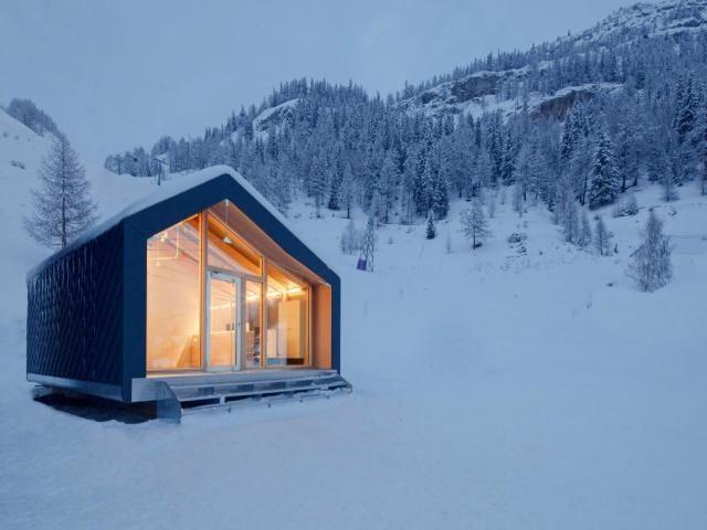 High Efficiency Tiny House
