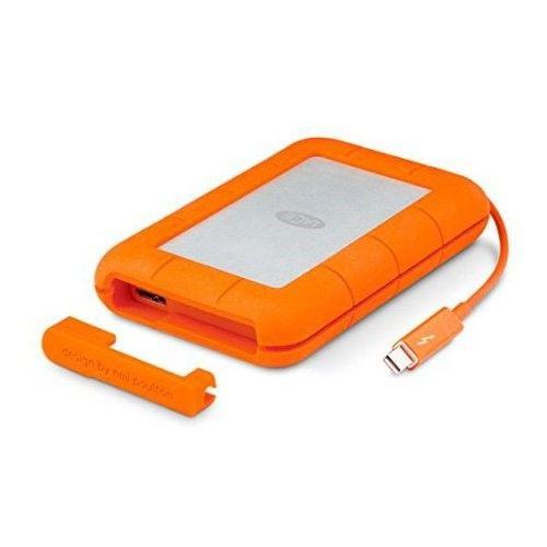 Lacie 500gb Ssd Rugged Thunderbolt Portable Hard Drives External Hard Drive Portable External Hard Drive