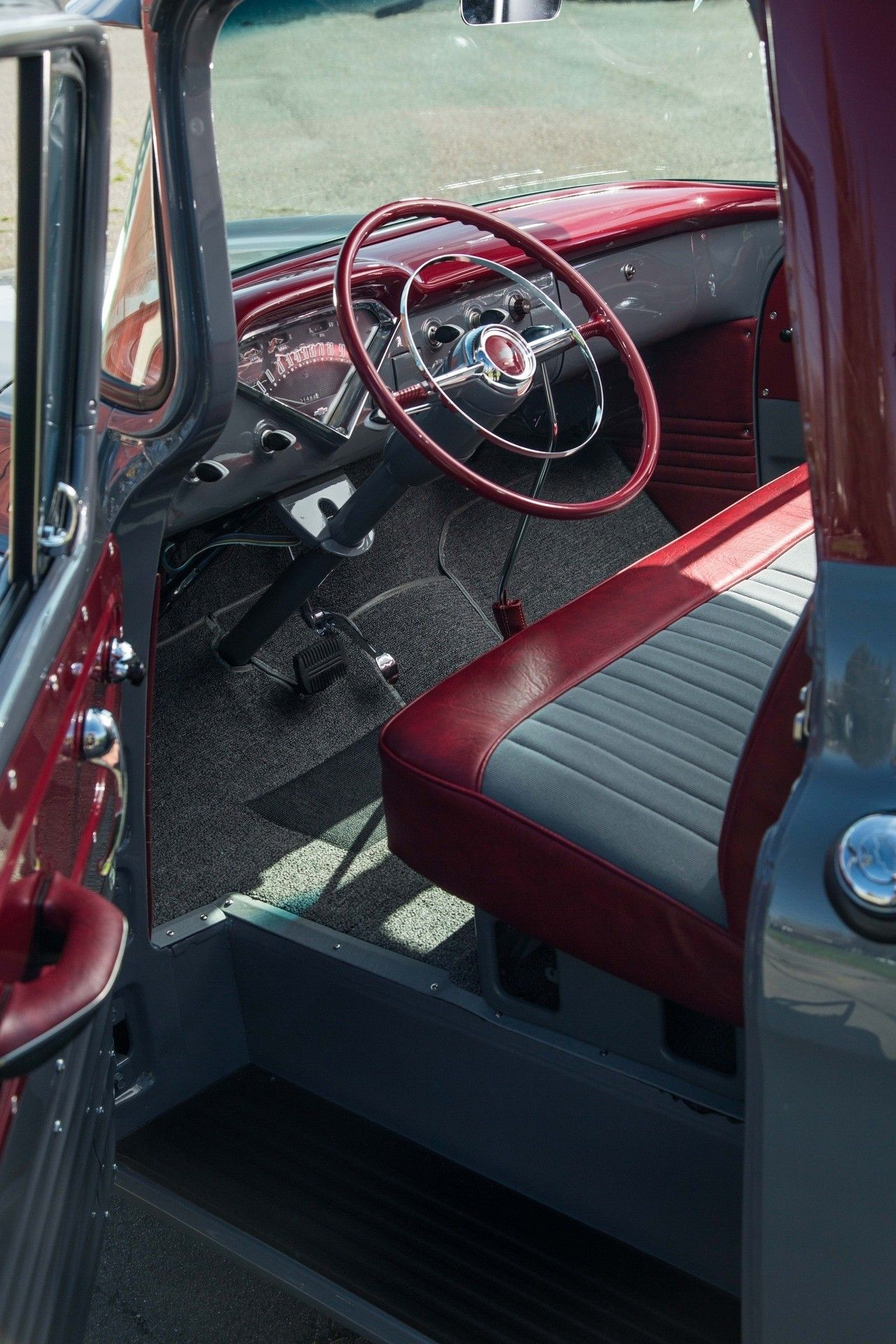1958 Chevy Apache Pickup Truck Hot Rod Network Chevy Apache