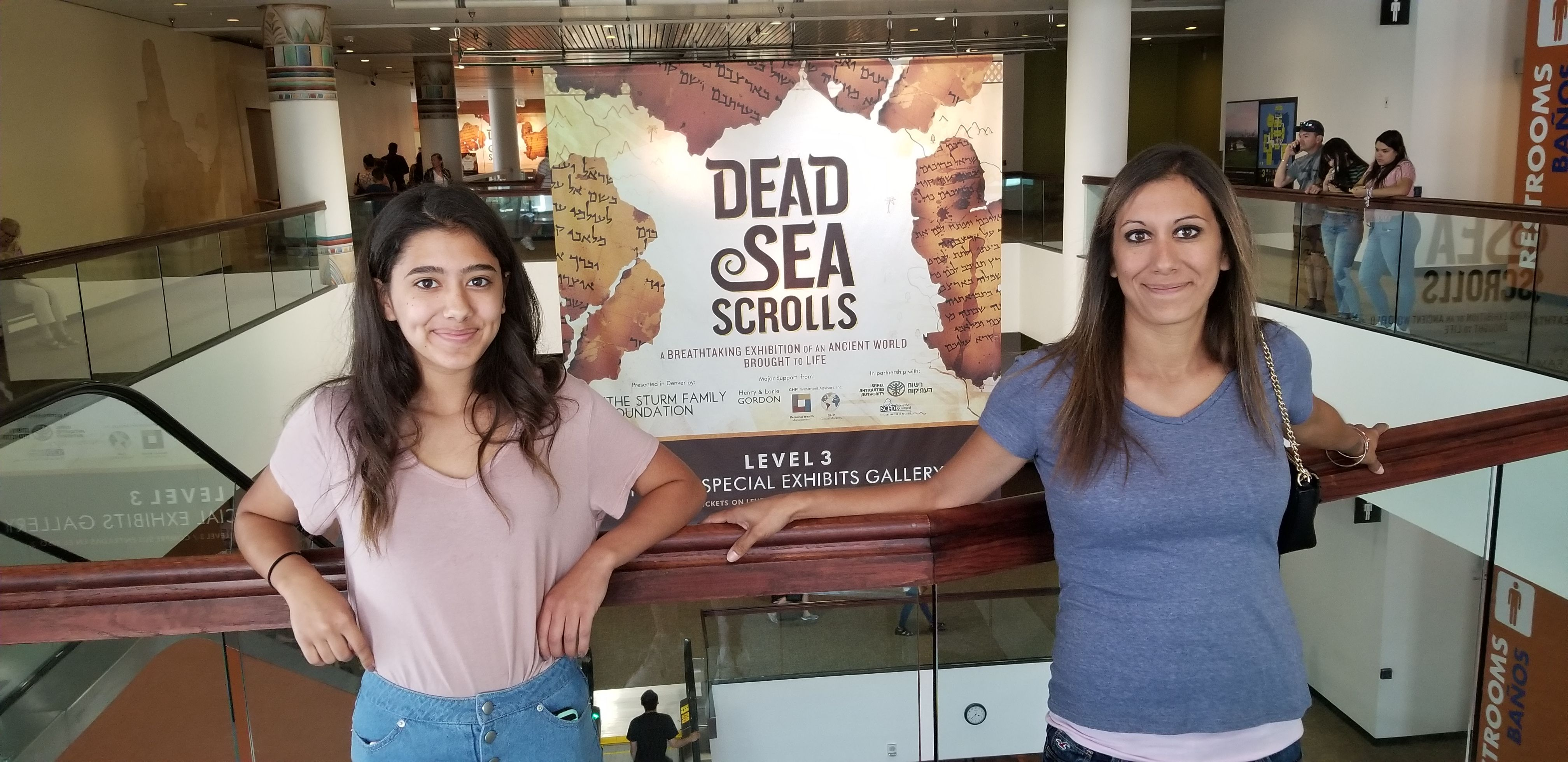dead sea scrolls denver