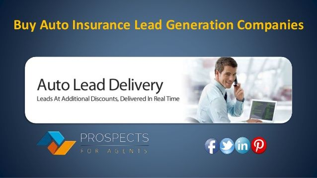 Get The Cheap Auto Insurance Leads For The Industries Like Auto
