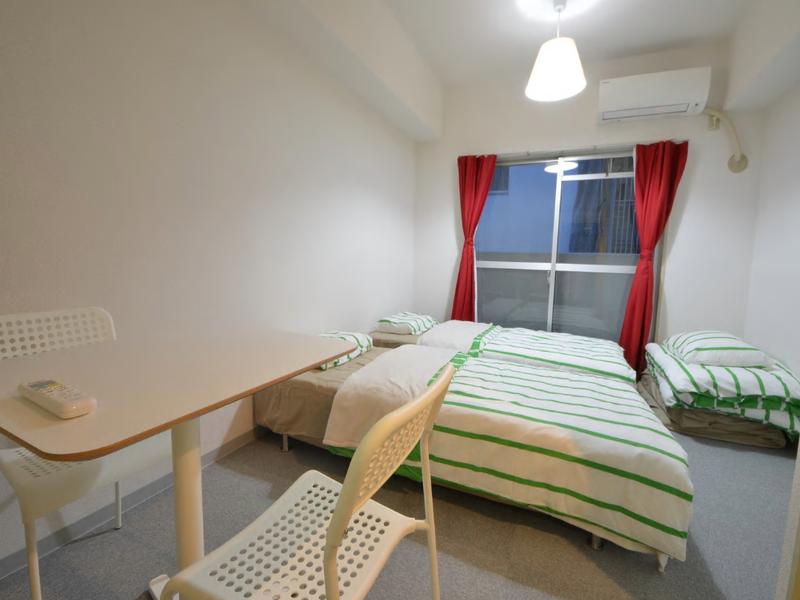 Osaka SG 1 Bedroom Apartment in Shinsaibashi CT905 Japan