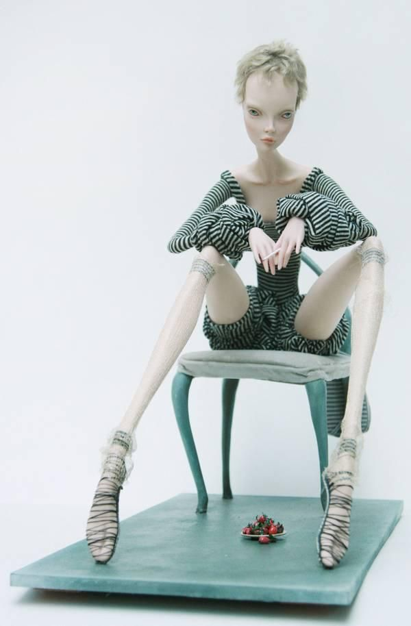 Sasha Petrov, porcelain dolls