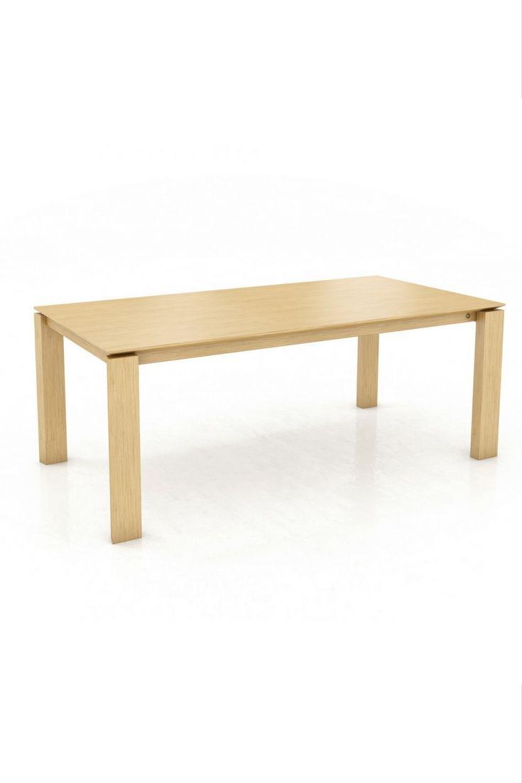 Ancree Solidement Sur Ses 4 Pieds La Table Design Oxford Est