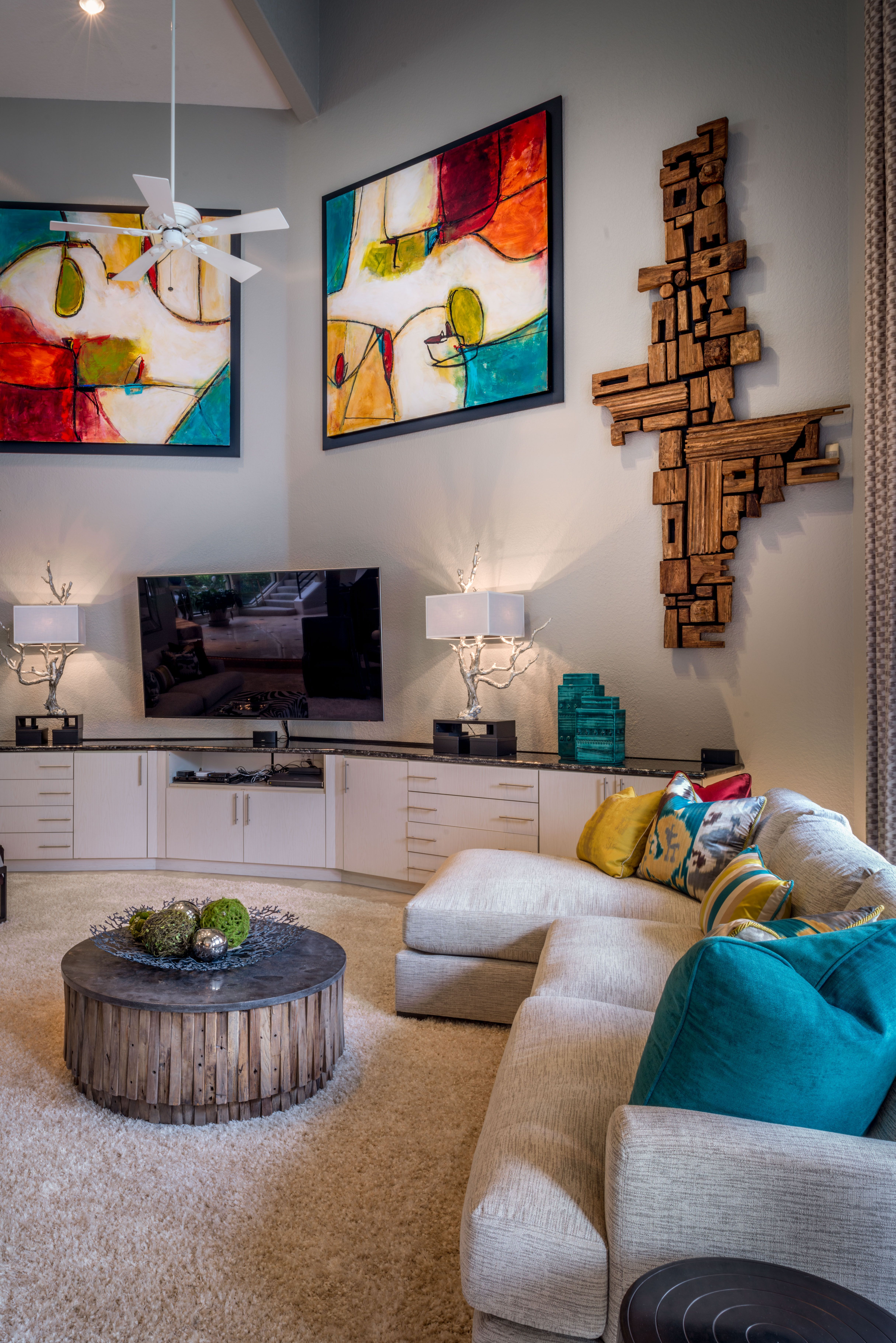 Designed By The Design Firm In Stafford, Texas #interiors  #interiordesignideas #design #interiordesign #interiordesigners #livingroom