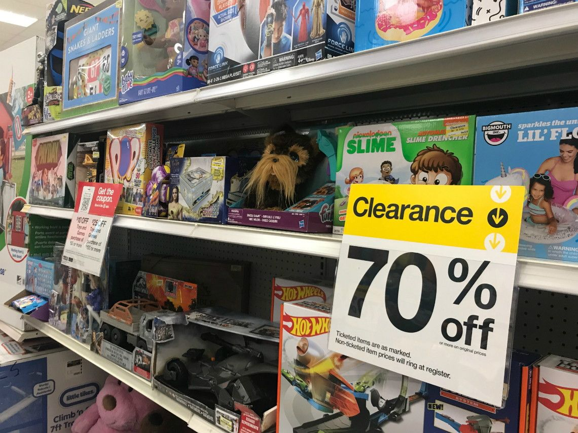 Target Clearance 70 Off Toys & Games Little Tikes