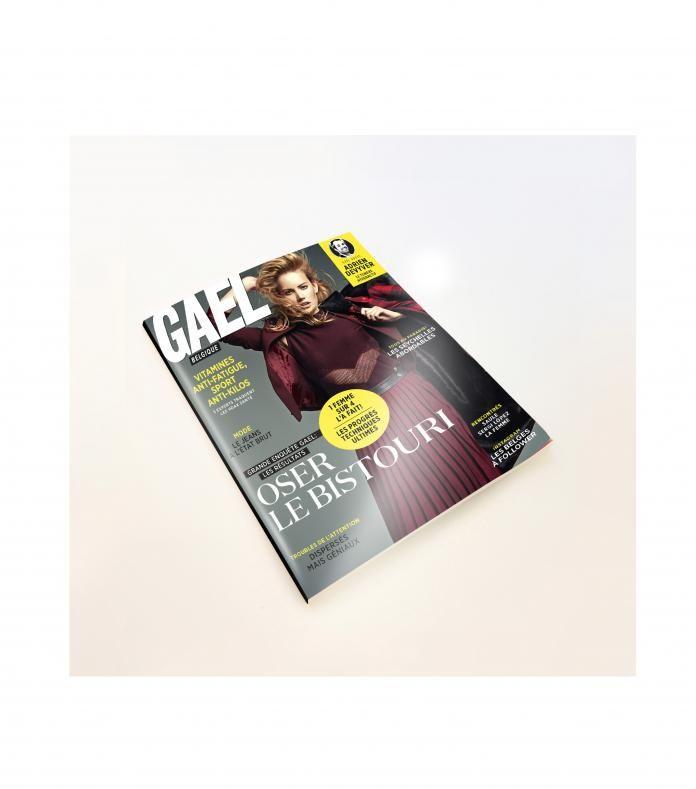 GAEL en novembre 6 pages sont consacrées au TDA/H Merci Adrien Devyver, parrain de l'asbl www.tdah.be
