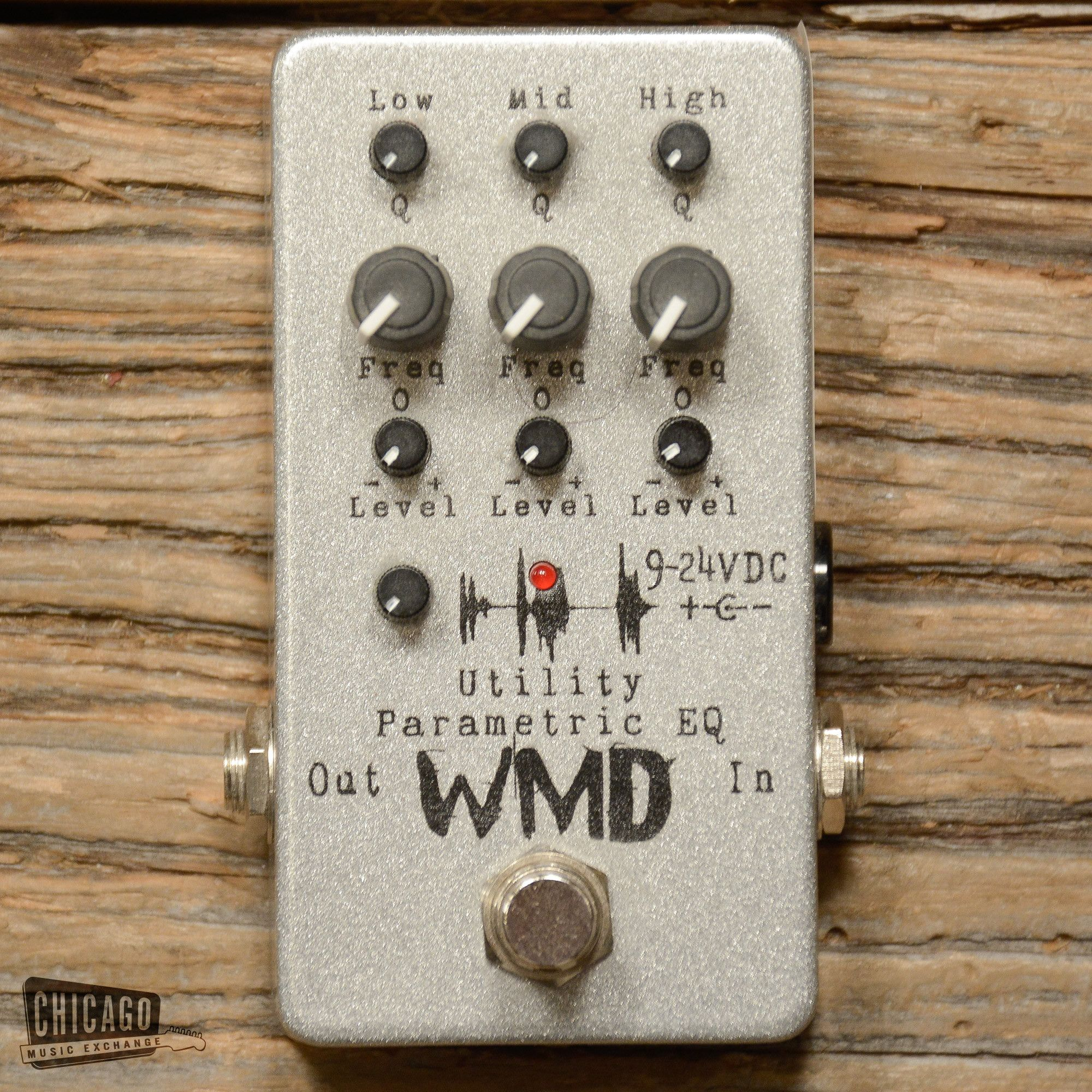 WMD Utility Parametric EQ Pedal USED | Products