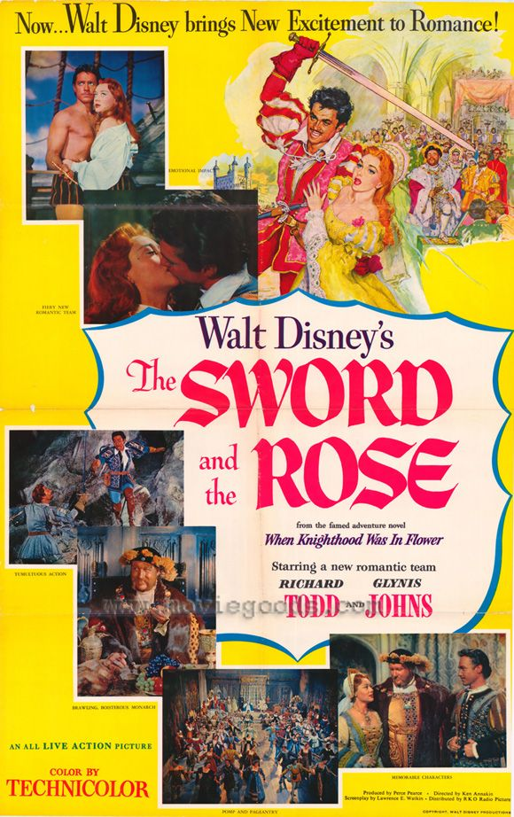 The Sword and the Rose Movie