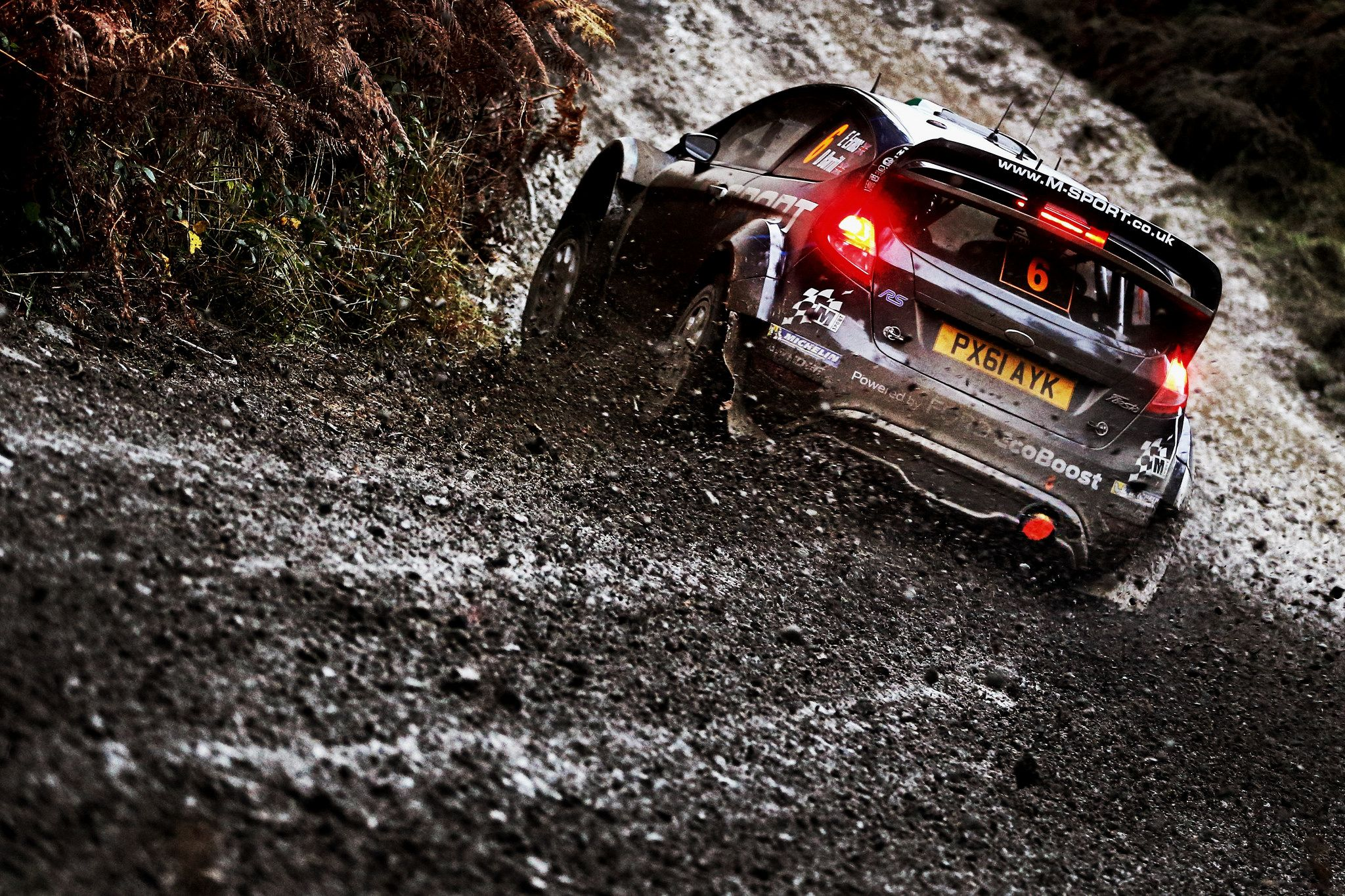 2014 Wales Rally GB   Favourit...