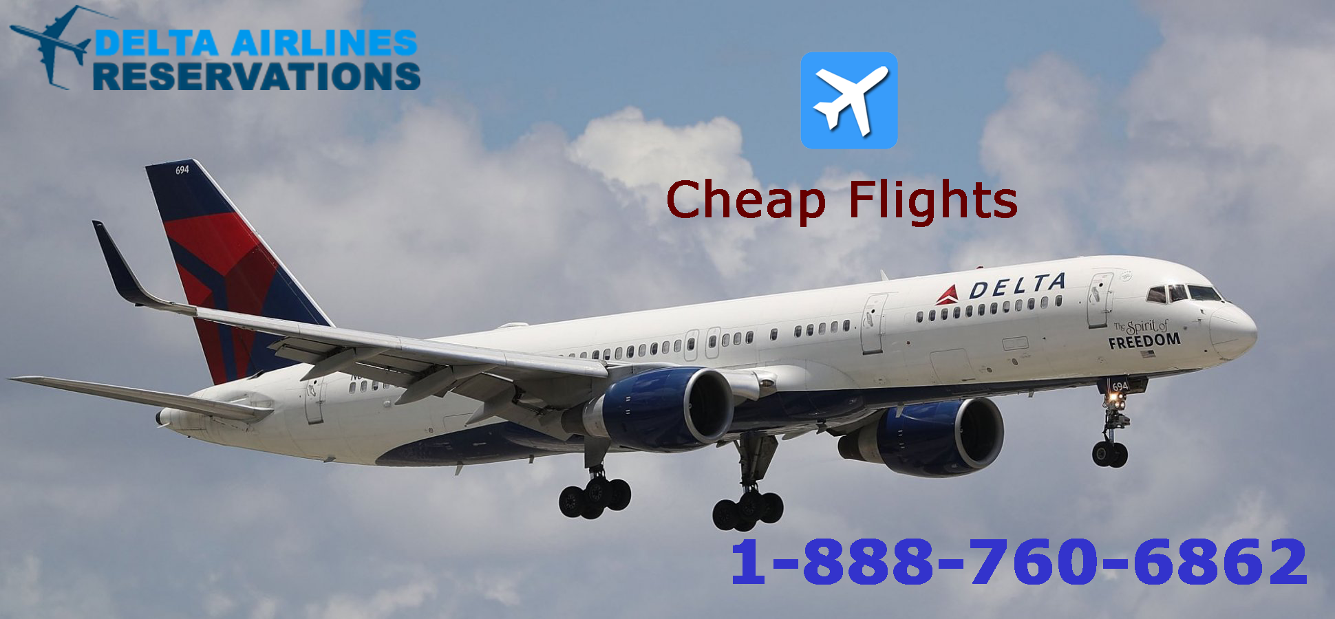 Airline tickets with Delta Air Lines