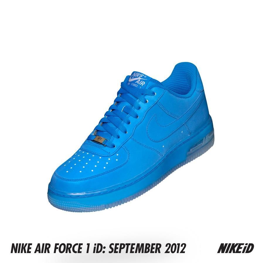 Nike Air Force 1 iD - Reflective Synthetic  4edfffe585