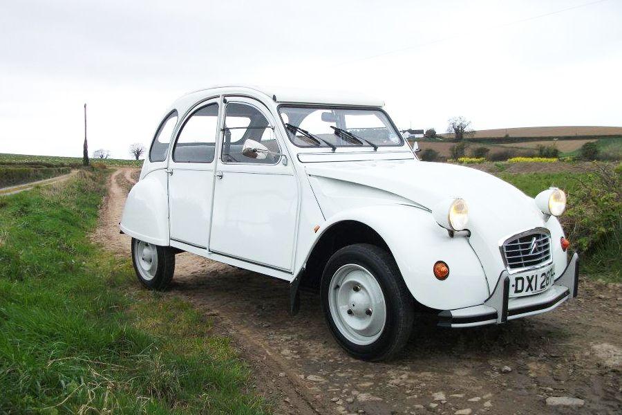 Classic Citroen 2cv Wedding Car Hire Northern Ireland Car Hire Wedding Car Wedding Car Hire