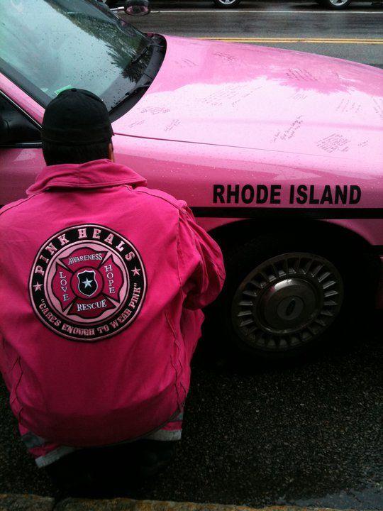 RI Pink Heals   Pink Heals Tour   Cancer awareness, Breast