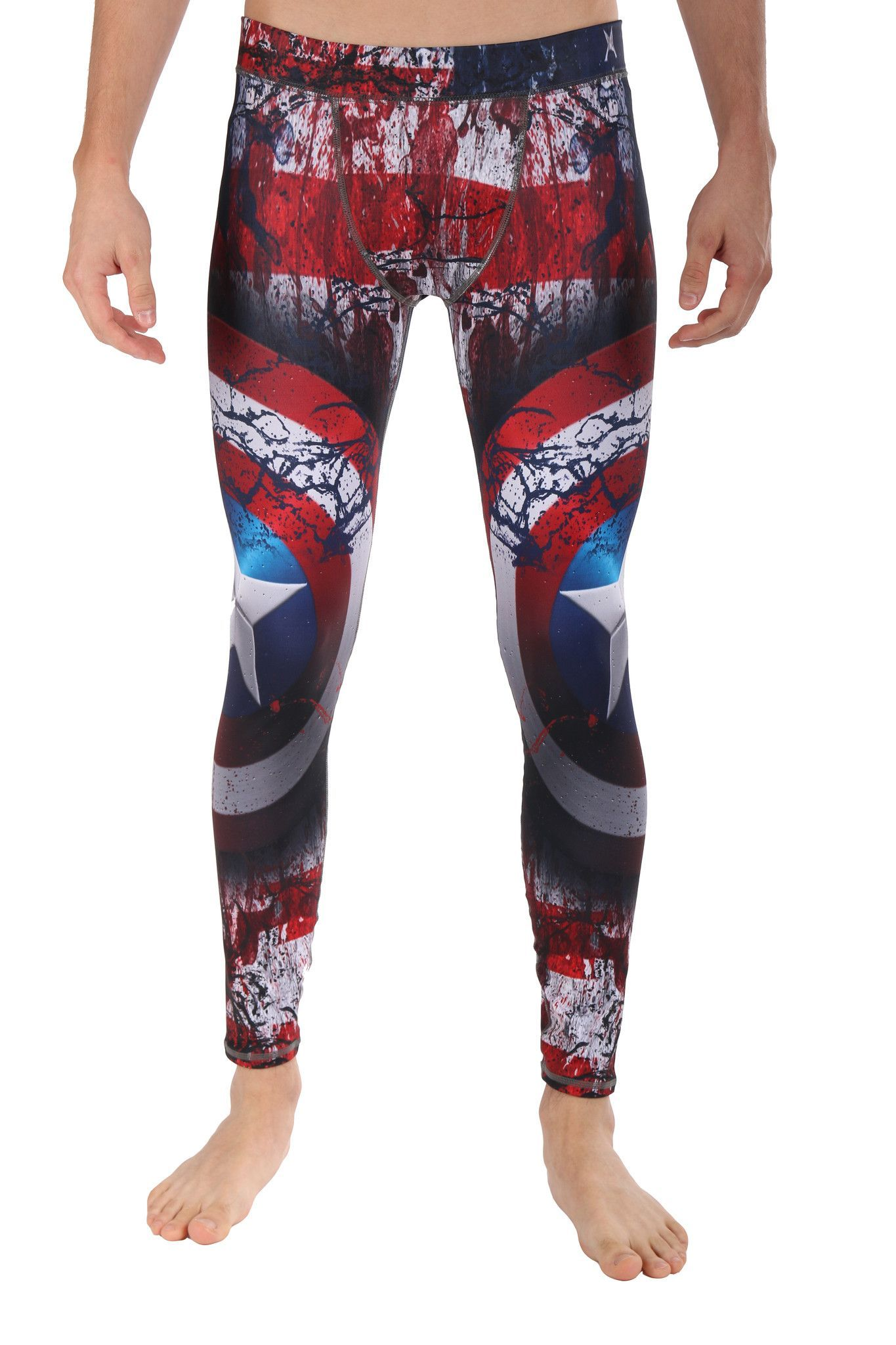 America Men S Legging In 2019 Meggings Cute Gym Outfits Sexy