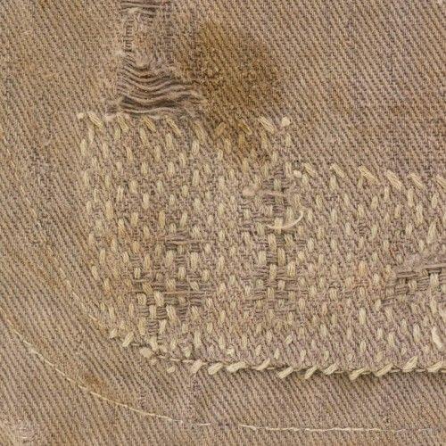 mending jacket photo eric valdenaire textiles valiosos pinterest. Black Bedroom Furniture Sets. Home Design Ideas