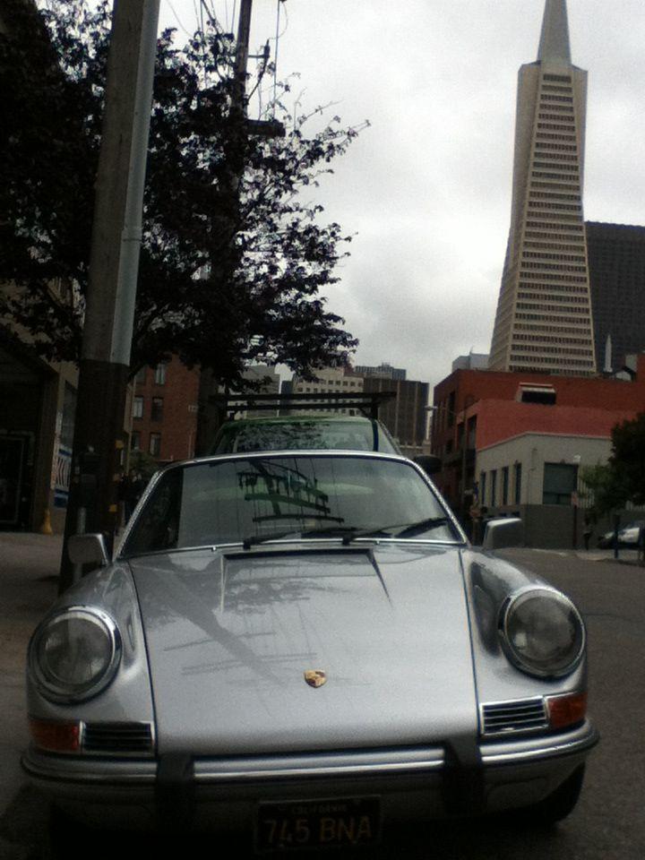 1969 porsche 912 sansome street san francisco how to