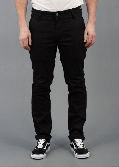 511 Slim Chino Trousers Black Slim Chinos Chino Trousers Slim