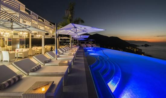 Hotel Mousai, Puerto Vallarta, Mexico, adults-only, but not all-inclusive, contemporary, free breakfast
