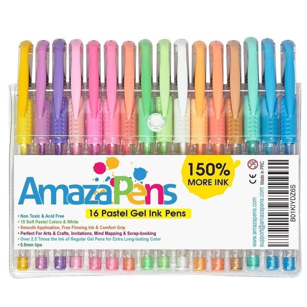 coloring gel pens for adult coloring books colored pen