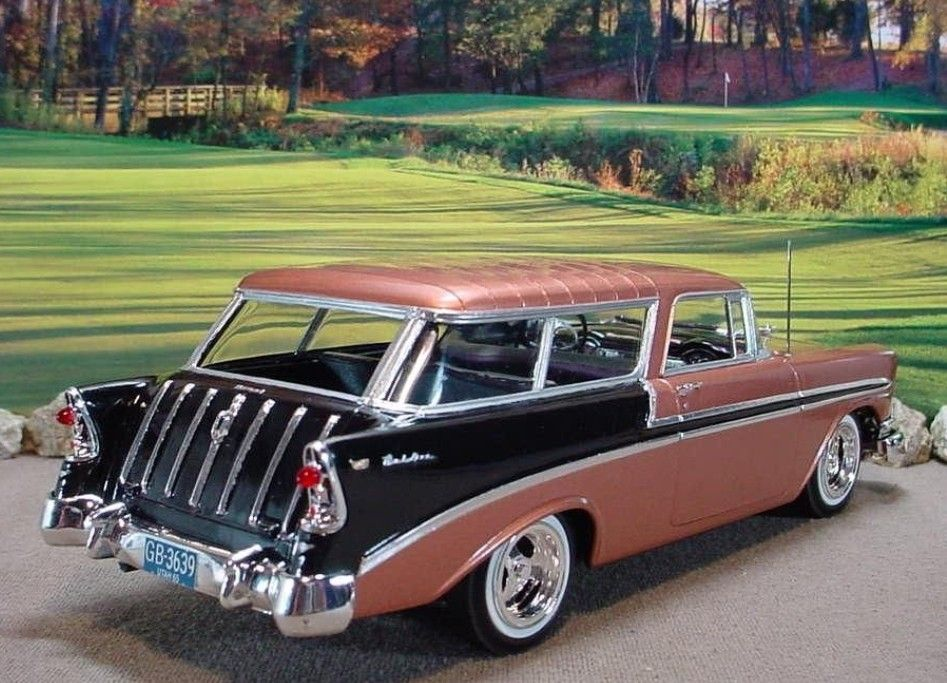 56 Chevy Nomad Station Wagon Cars Chevy Nomad Classic Cars Trucks