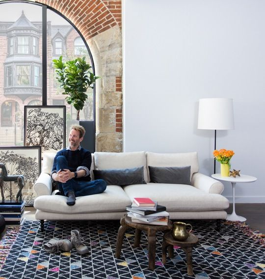 The Maxwell Sofa Is Here! Learn All About The Design