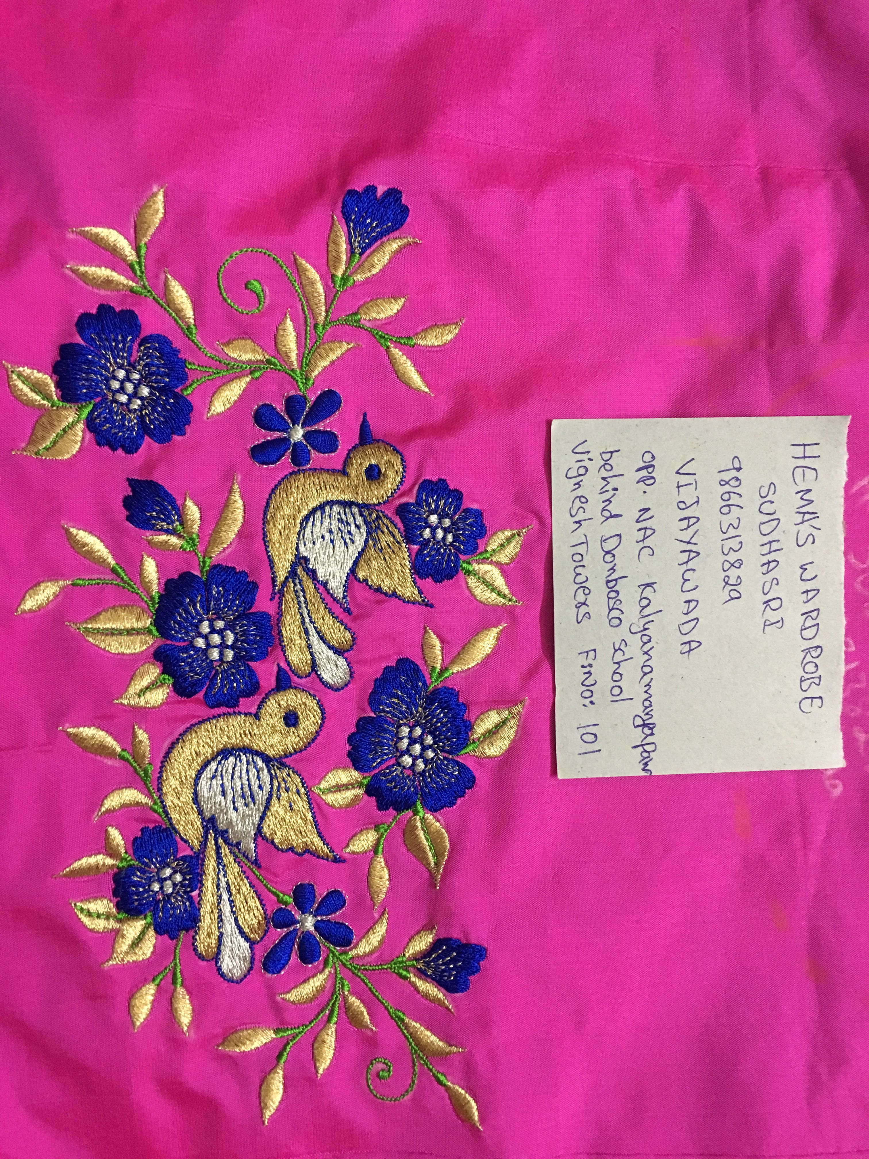 Sudhasri hemaswardrobe work pinterest blouse designs