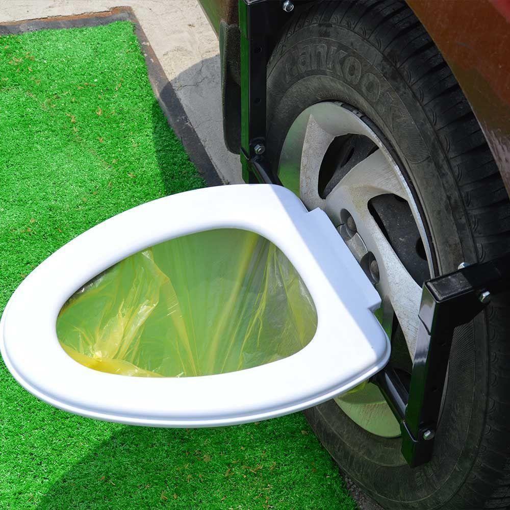 Portable Tire Toilet Travel Outdoor Camping Toilet Tiolet ...