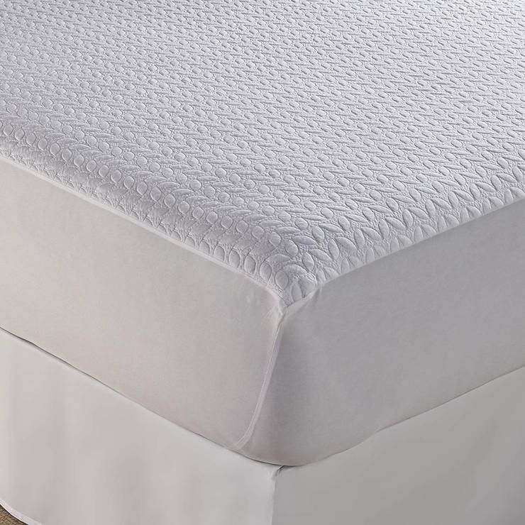 Aller Free Tencel Blend Mattress Protector Close Out Mattress Mattress Protector Mattress Pads