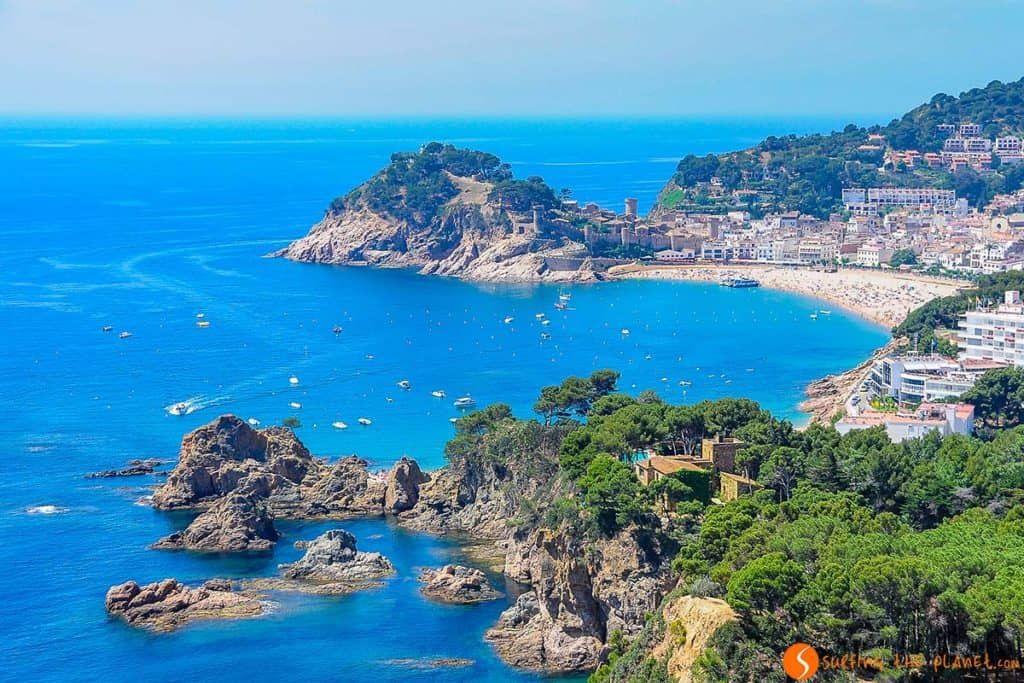 Las 25 Mejores Playas Y Calas De La Costa Brava Costa Brava Hidden Places Secret Places