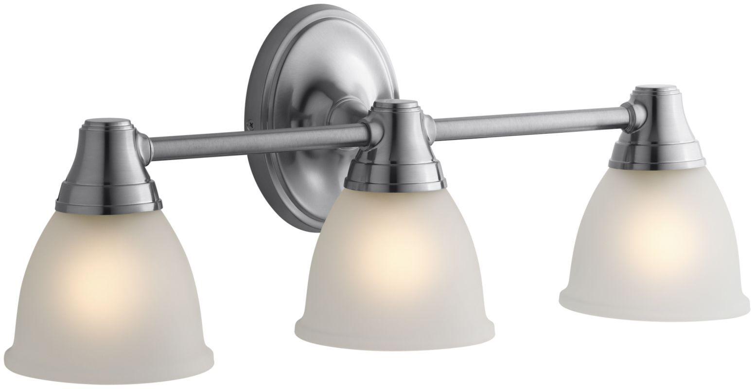 Kohler K11367 in 2019 Bathroom light fixtures, Kohler