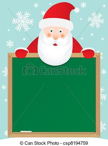 Vector - Santa claus  - stock illustration, royalty free illustrations, stock clip art icon, stock clipart icons, logo, line art, EPS picture, pictures, graphic, graphics, drawing, drawings, vector image, artwork, EPS vector art