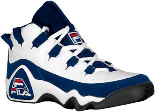 c543eccfa fila grant hill 1 - i had these in black in the 90s...