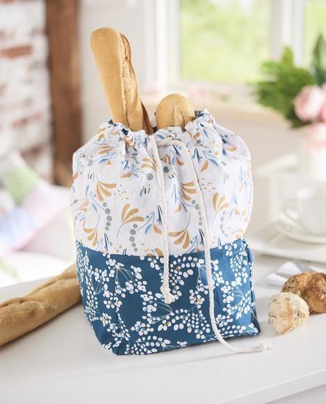 Photo of Convertible bun bag – bun basket   VBS Hobby craft shop