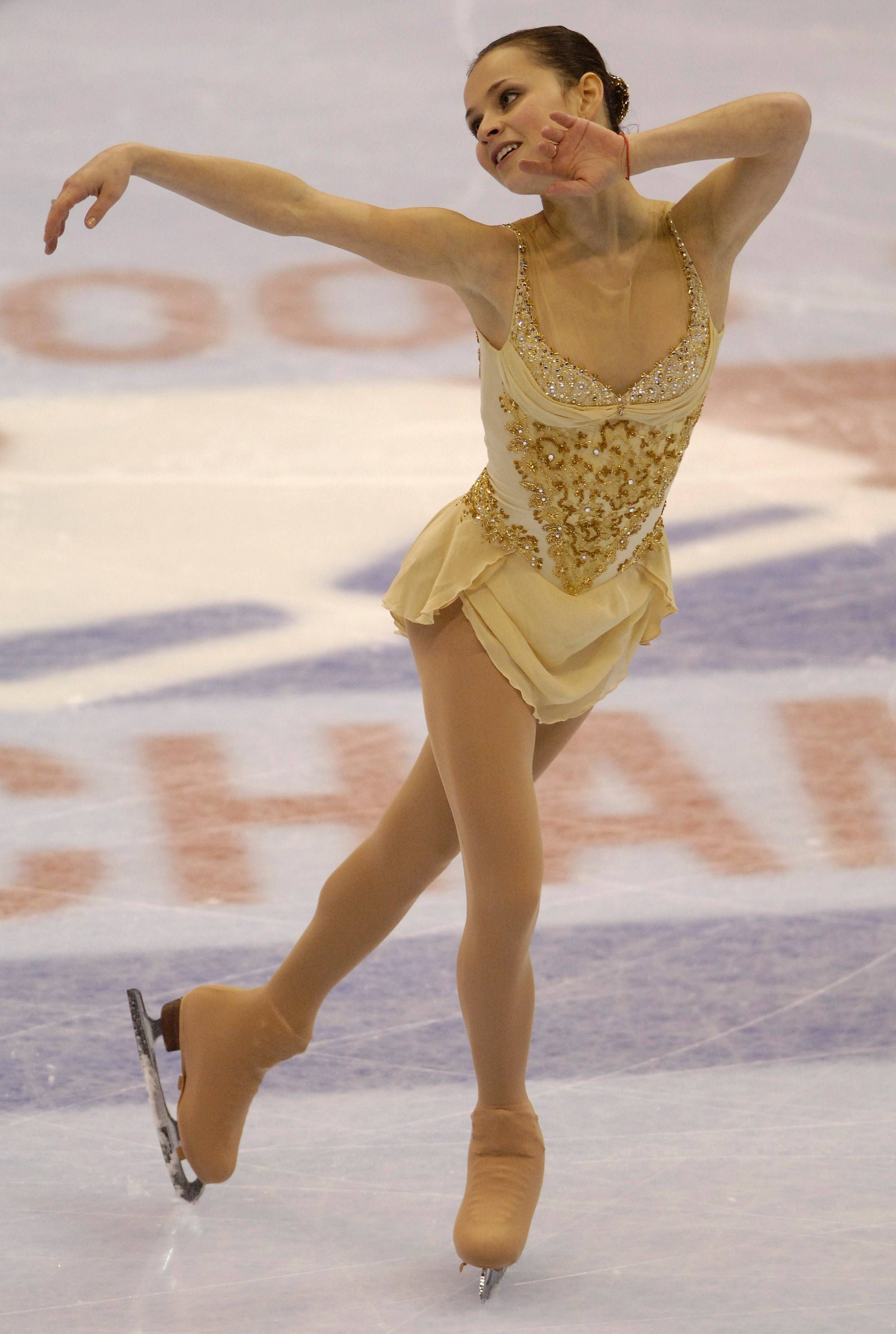Sasha Cohen reigning US Figure Skating Champion Olympic silver nude (73 photos), Sexy, Hot, Instagram, braless 2020