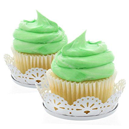 Cupcake Stands - Beautiful Carrier Small Mini Pastry Platter Reusable Decorative Cake Plate Supplies - 2  sc 1 st  Pinterest & Cupcake Stands - Beautiful Carrier Small Mini Pastry Platter ...
