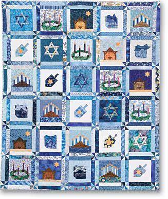 Pattern One Happy Family Christian Messianic Jewish Wall Hanging