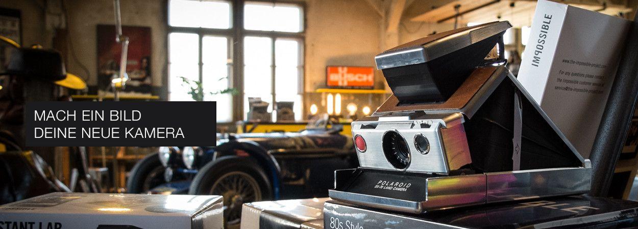DAS_UNIKAT — DAS_UNIKAT – Polaroid-Kameras, Impossible Filme uns Accessoires