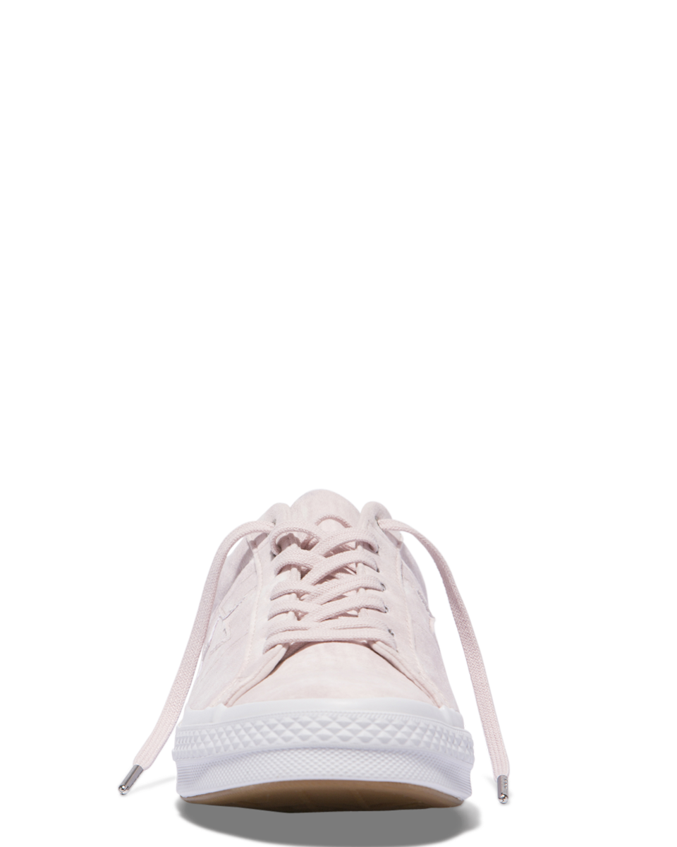 d4d18e7af0bcd Converse One Star Peached Wash Low Top - Barely Rose Street style fashion   soulclothingwanaka