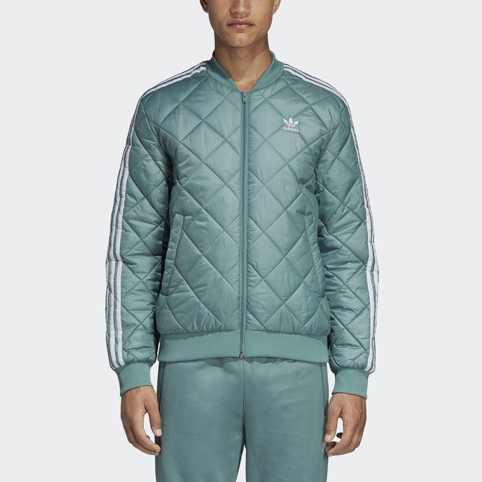 adidas Padded Jacket Blue | adidas US
