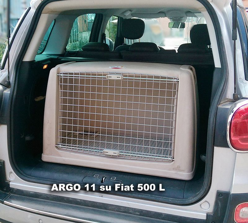 Trasportino Argo 11 Su Fiat Cinquecento Trasportini Cani Auto