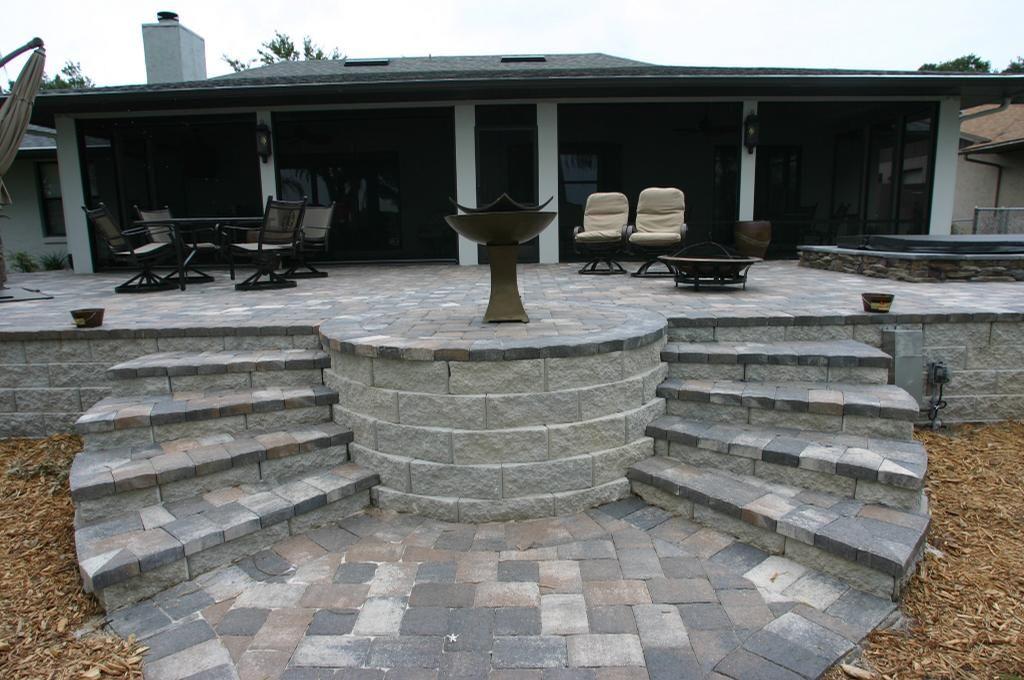 brick pavers | Picture: Patio Paver provided by Orlando