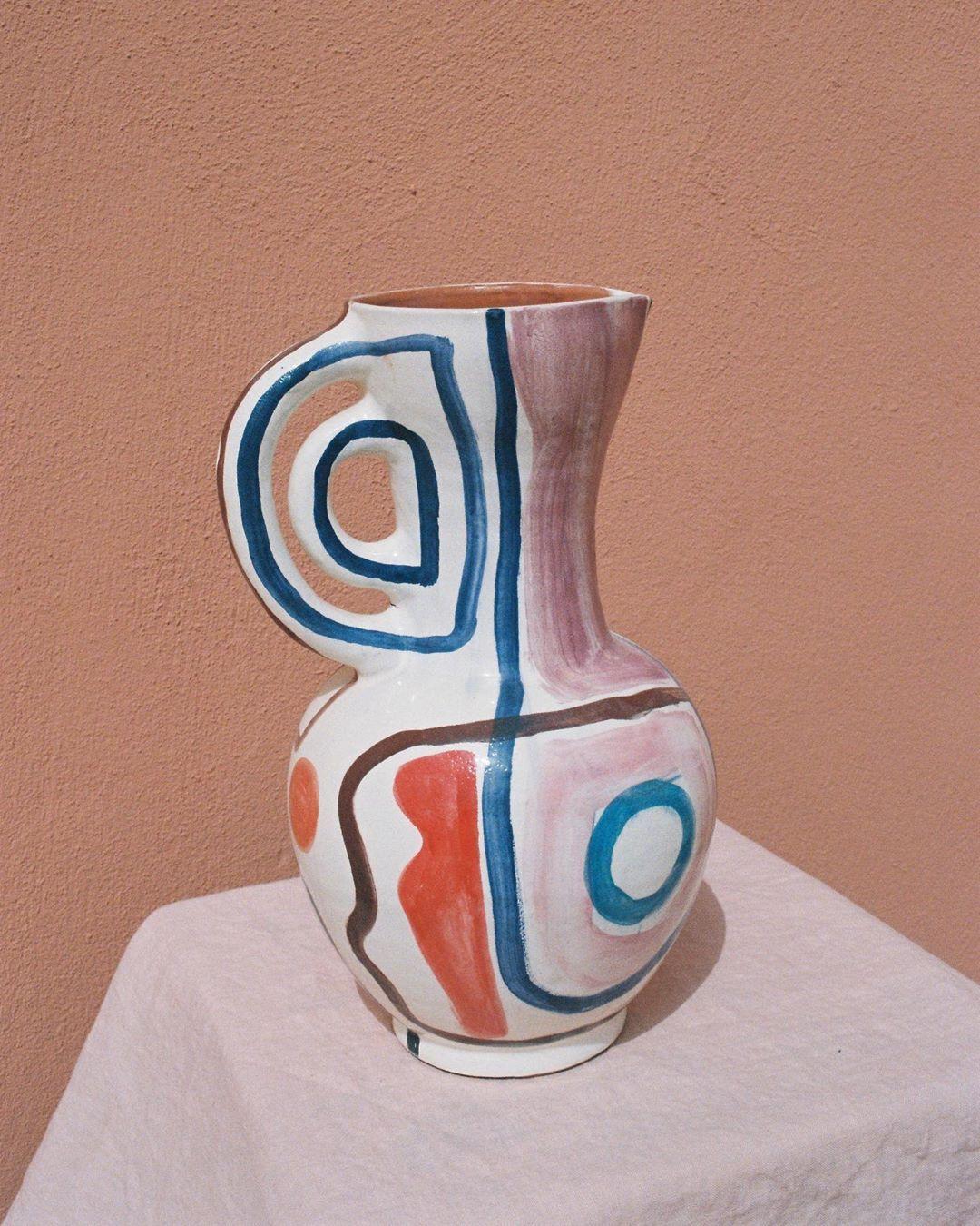 Lrnce On Instagram Azrou Vase Lrnce Ceramics Vase Marrakech Morocco En 2020