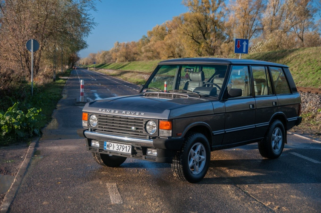 1991 Land Rover Range Rover - Classic | Classic Driver
