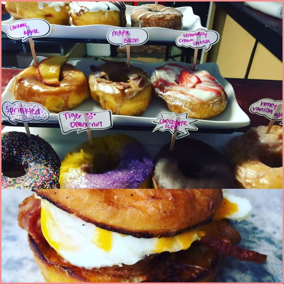 Good And Fast: Breakfasts-to-go In Baton Rouge
