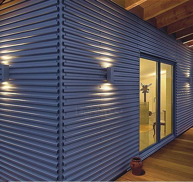 theo applique exterieur up down d clic luminaire applique exterieur ilightyou rue malher. Black Bedroom Furniture Sets. Home Design Ideas