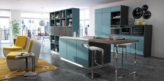les derni res tendances cuisines chez chabert duval. Black Bedroom Furniture Sets. Home Design Ideas
