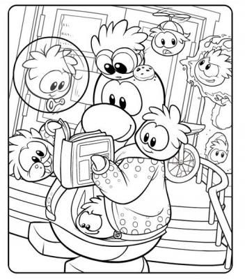 Puffle Coloring 10 Free Coloring Page Site Penguin Coloring Pages Superhero Coloring Pages Superhero Coloring