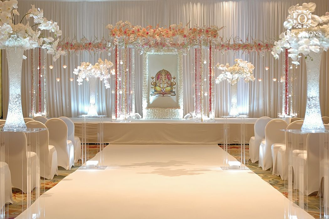 Indian Wedding Mandaps | Event Decorators : Occasions By ...