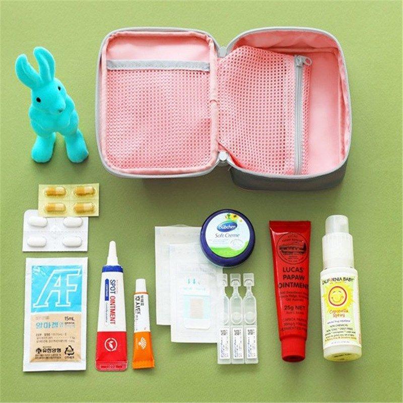 Medicine Outdoors Camping Hunt Pill Storage Bag Travel